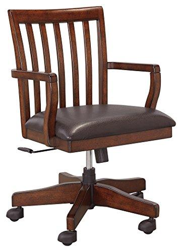 Ashley Furniture Signature Design - Wassner Home Office Swiv
