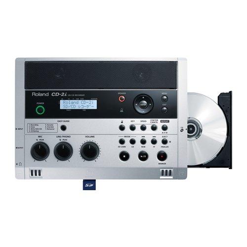 ローランド SD/CD Recorder CD-2I B003OVHFW8