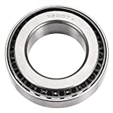 uxcell® 32007X Tapered Roller Bearing Cone and Cup Set, 35mm Bore 62mm OD 18mm Thickness