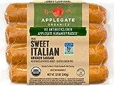 Applegate Sweet Italian Chicken Sausage 12 Oz (4 Pack)