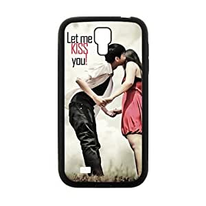 Romantic Let Me Kiss You Fashion Personalized Clear Cell Phone For Case Iphone 6Plus 5.5inch Cover