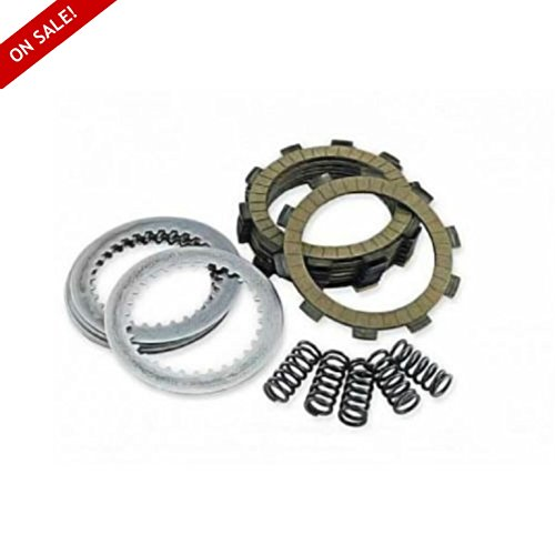 Skrootz Driven Complete Performance Clutch Kit Outlaw Racing Kevlar Set Steel Yamaha YZF R1 5VY 2004-2006 Durable Construction