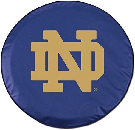 Notre Dame Fighting Irishタイヤカバー