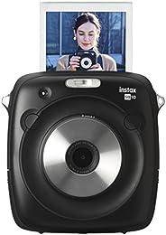 Fujifilm Instax Square SQ10 Hybrid Digital Camera/Instant Film Printer, Black