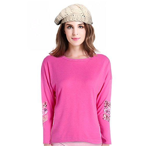 Mallcat Winter Cap Winter Women Beret Braided Baggy Beanie Hat