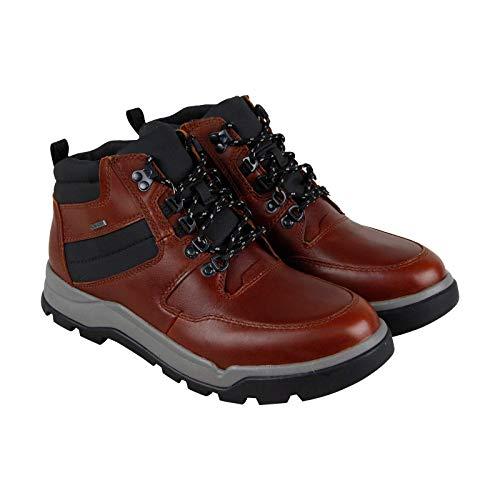 CLARKS 26136927 Men's Un Atlas Up GTX Boot, Dark Tan Leather- 10.5 M US