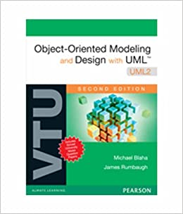 Object-oriented Modeling And Design Book