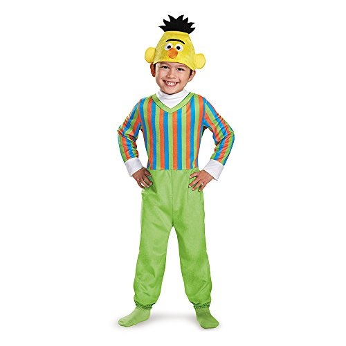 Bert Deluxe Toddler Costume, Small (2T)