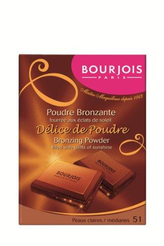 Bourjois Bronzing Powder Peau Claire/Mediane 51