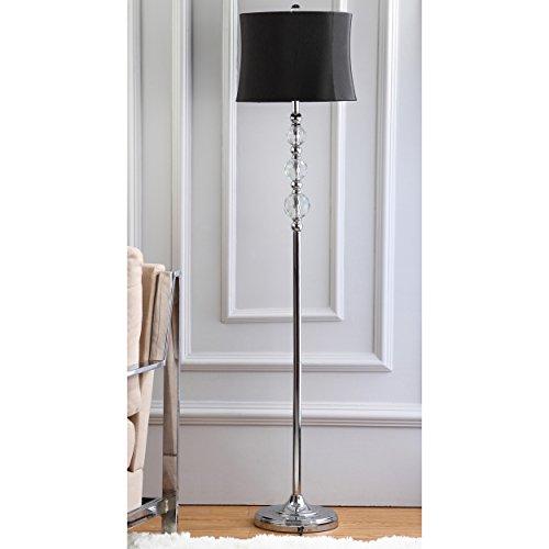 Safavieh Lighting Collection Venezia Clear 60.25-inch Floor ()