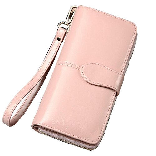 Wallet Soft large L Lady Jiaqing Capacity Pu Hand Cross Bag Section 5wx4pB