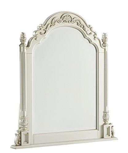Ashley Vanity Mirror in Pearl ()