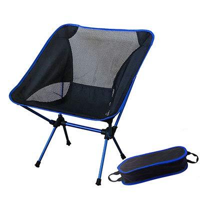 OTTAB Portable Foldable Folding DIY Table Chair Desk Camping BBQ Hiking Traveling Outdoor Picnic 7075 Aluminium Alloy Ultra-Light M L 60x56x35cm3