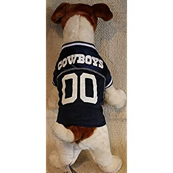 new products 02083 9ae51 DALLAS COWBOYS Dog Jersey ALL SIZES Licensed NFL (Medium)