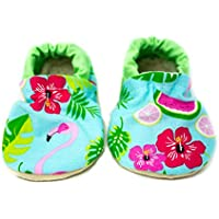 Tropical Baby Shoes