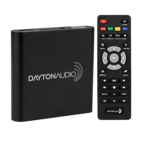 Dayton Audio MP1080 HD 1080P Por...