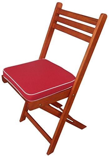 Eucalyptus Wood 2 Chairs - 8