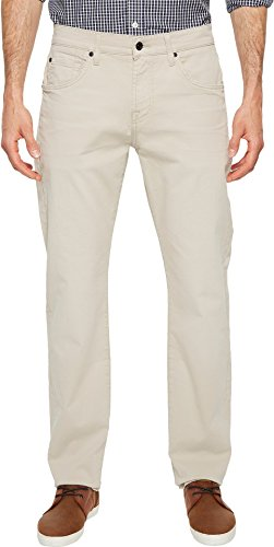 7 For All Mankind Men's The Straight Tapered Straight Leg w/Clean Pocket in White Onyx White Onyx 34 34 (Seven All For Straight Leg Mankind)