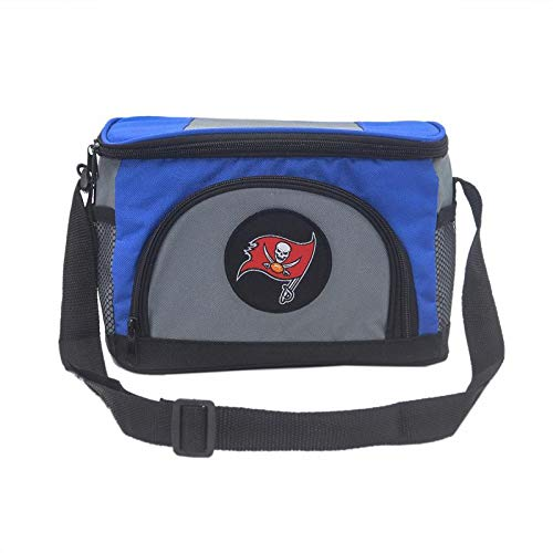 Unisex NFL Embroidered Insulated Lunch Bag Cooler - Pick Tampa Bay -