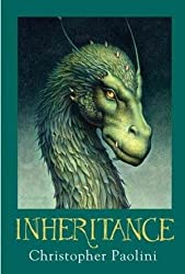 Christopher Paolini'sInheritance (Inheritance Cycle, Book 4) [Hardcover]2011
