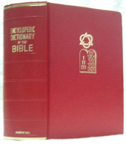 Encyclopedic Dictionary of the Bible :A translation and adaptation of A. van den Born