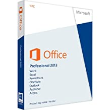Office Professional 2013 Key Card 1PC/1User
