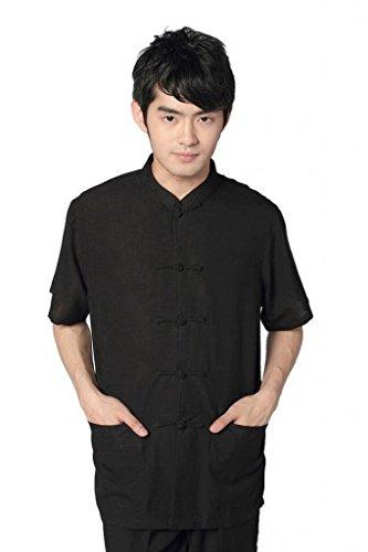 shanghai-story-men-chinese-short-sleeve-cotton-tang-suit-kung-fu-shirt-black-3xl