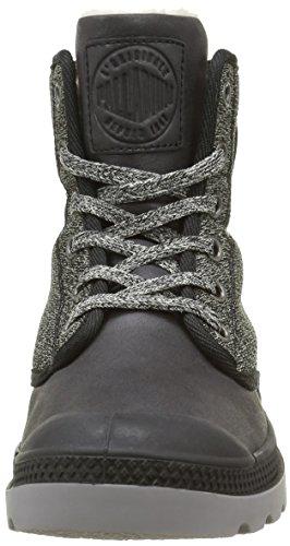 TCT Hi F Pampa Donna Nero Sneaker Alto 315 a Collo Palladium Black xC5Bnqd