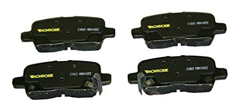Monroe CX865 Ceramic Premium Brake Pad Set