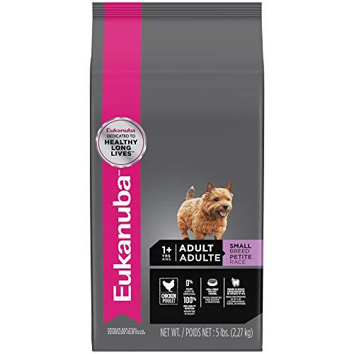 (Eukanuba Small Breed Adult Dog Food, 5 lbs.)