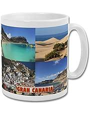 Gran Canaria Spanje - Souvenir 10oz Mok