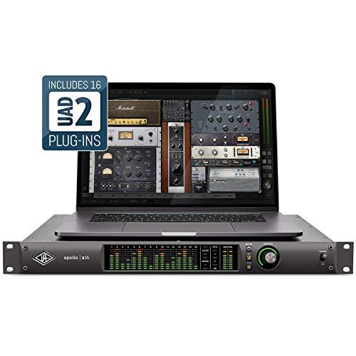 - Universal Audio Apollo x16 Interface
