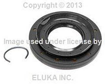 Differential Output Shaft 90 X 44 X 10 740i 740iL 740iLP 525i 528i 530i 540i 540iP 320i 323Ci 323i 325Ci 325i 325xi 328Ci 328i 330Ci 330i 330xi X5 3.0i X5 4.4i X5 4.6is X5 4.8is 525i 525xi 530i 530xi 528i 528xi 535i 53 2 X BMW OEM Shaft Seal w// Lock Ring