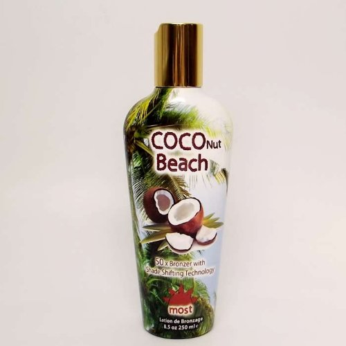 Most Products COCO NUT BEACH 50X Bronzer - 8.5 oz.