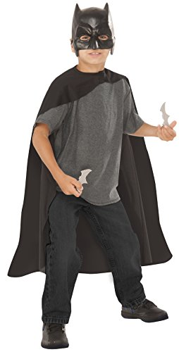 Batman Products : Batman v Superman: Dawn of Justice Batman Cape and Mask with Batarangs