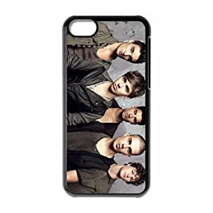 The-Wanted iPhone 5c Cell Phone Case Black L3B4YW