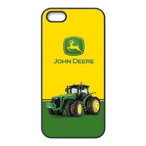 iPhone 5, 5S Phone Case Black John Deere QY7995538