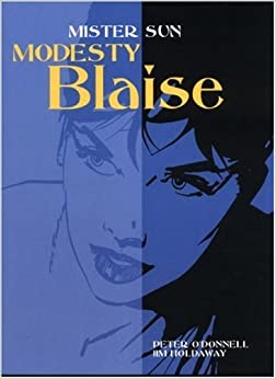 Book Modesty Blaise: Mister Sun (Modesty Blaise) by Jim Holdaway (25-Jun-2004)