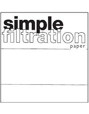 Papier Filtre A Usage General De Laboratoire 110Mm