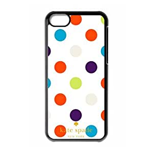 Kate spade New York On Hard Case Cover Protector for iPhone 5C case¡ê?Kate spade Fashion Popular Classic style 6