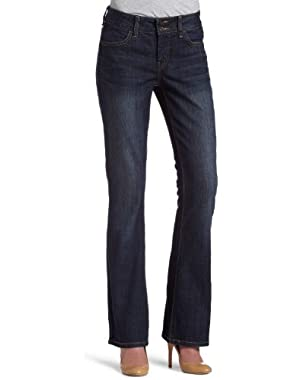 Women's 526 Slender Mid Rise Boot Cut Jean