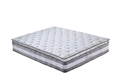 Swiss Ortho Sleep High Density 13-inch Hybrid Memory Foam an