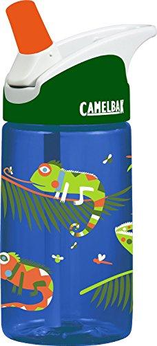 CamelBak 0.4-Liter Kids Bottle, Licking Lizards
