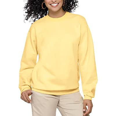 Hanes ComfortBlend Long Sleeve Fleece Crew - p160 from Hanes