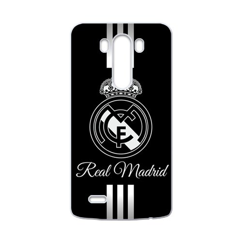 Real Madrid Cell Phone Case for LG G3