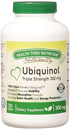 Health Thru Nutrition Ubiquinol Softgels product image