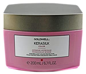 Goldwell Kerasilk Color Intensive Luster Mask, 6.7 Ounce