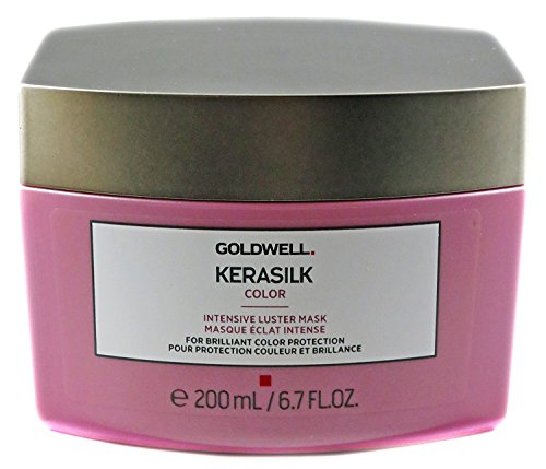 Goldwell Kerasilk Color Intensive Luster Mask, 6.7 (Brilliance Treatment Mask)