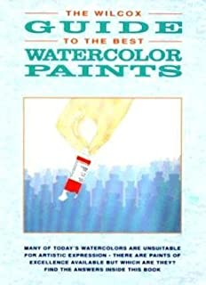 the wilcox guide to the best watercolor paints information to the artist - Color Theory Book