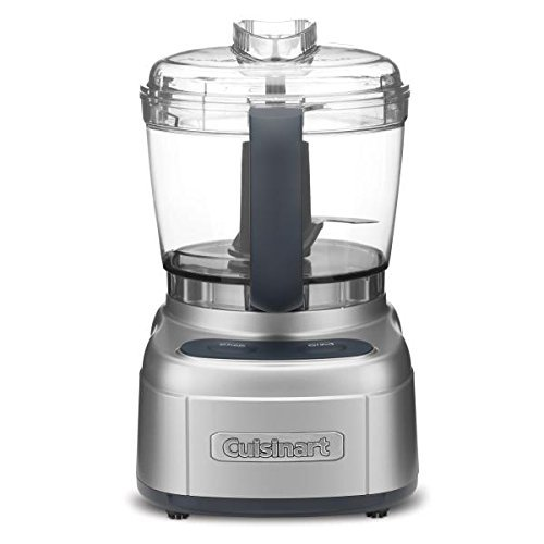 Cuisinart ECH-4SV Elemental 4-C Chopper Grinder Silver (Renewed)